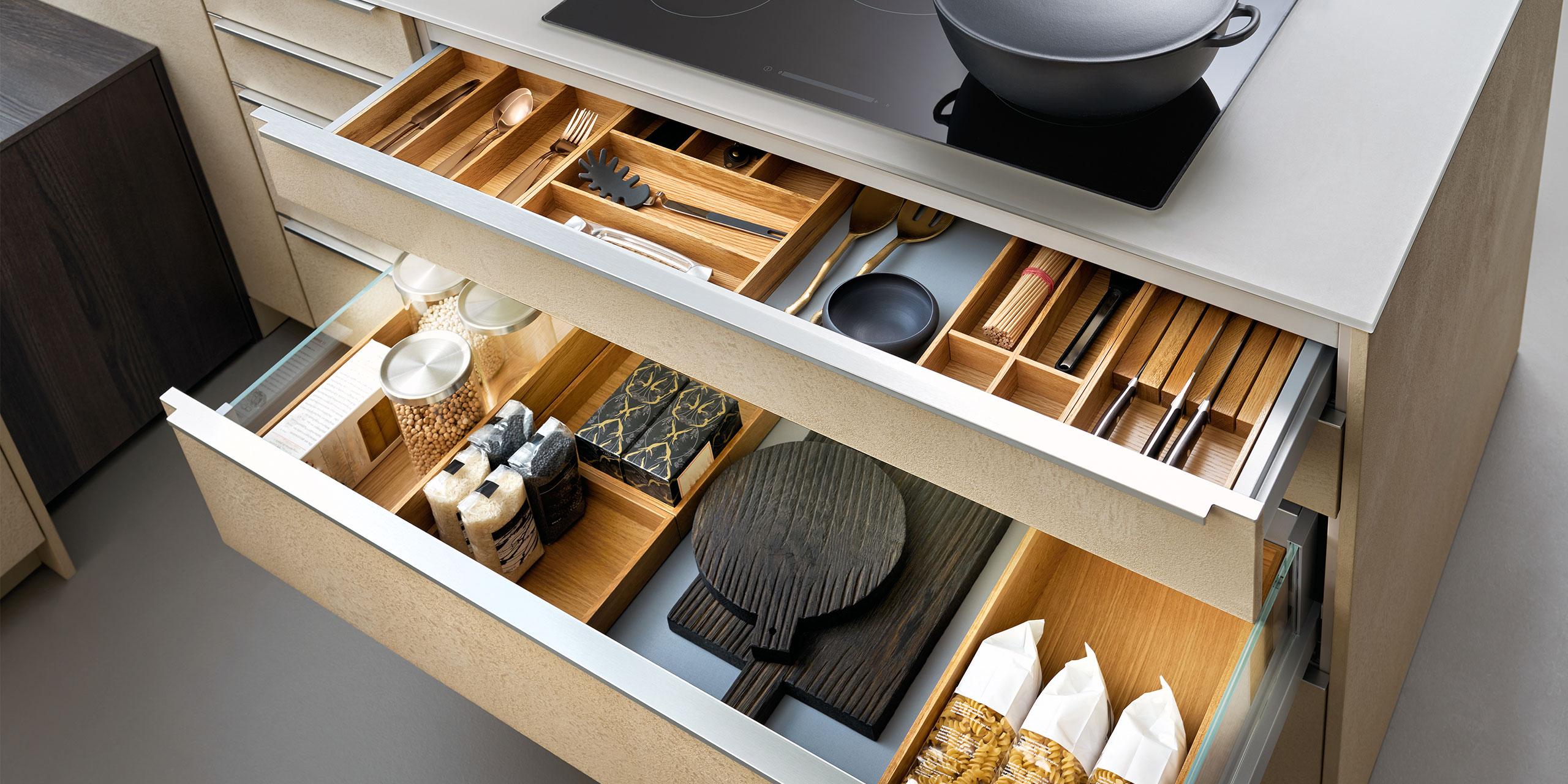 Cutlery Tray - Storage Tips